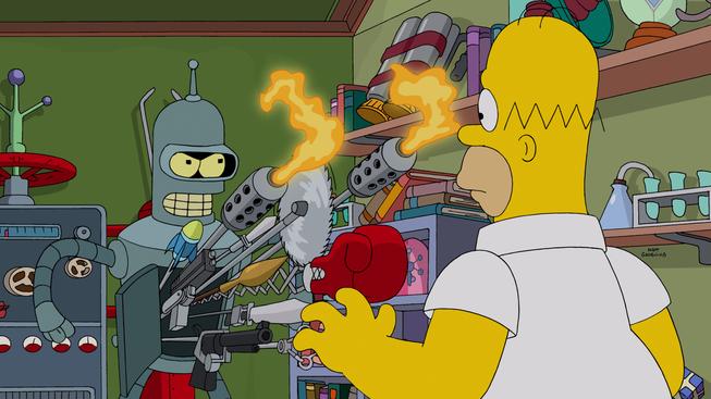 Bender servizio di incontri Futurama campione di velocità dating scorecard