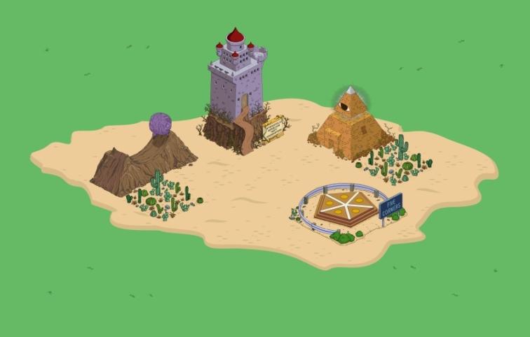 idea desert