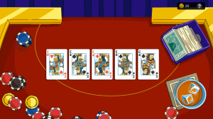 TSTO Casino 4-of-a-Kind